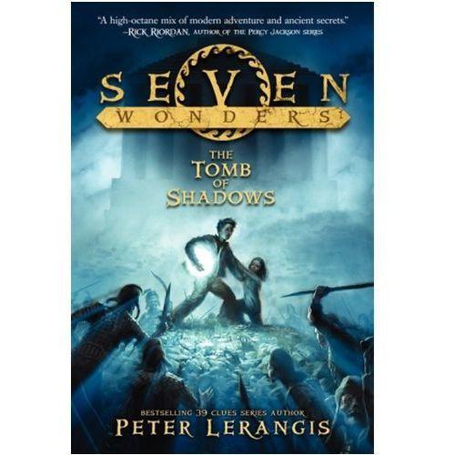Seven Wonders: The Tomb of Shadows. Seven Wonders - Das Grabmal der Schatten, englische Ausgabe