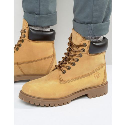 Red Tape Worker Boots Beige - Beige