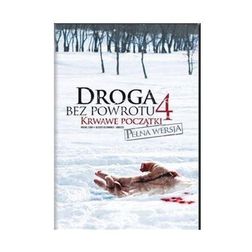 Imperial cinepix Droga bez powrotu 4: krwawe początki - dvd