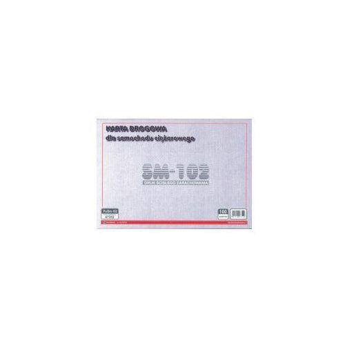 Karta drogowa samochodu ciężarowego [Pu/Sm-102], 47352