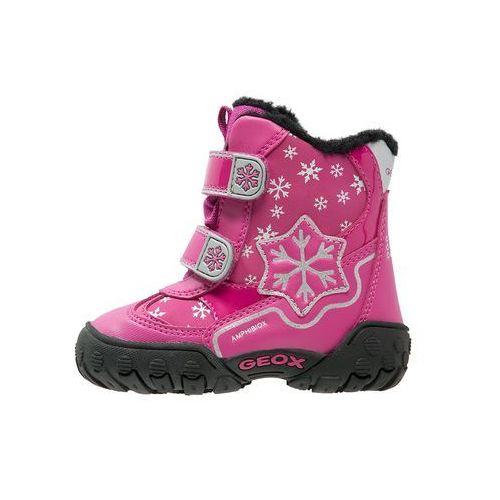 Geox buty za kostkę dziewczęce 26 różowy