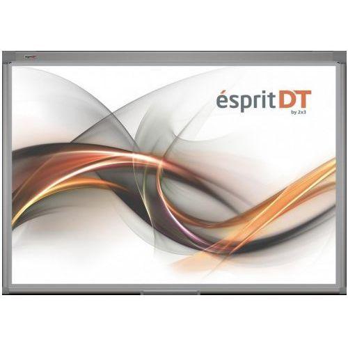 2x3 Zestaw: esprit dt 80 + projektor standardowy dx349 + uchwyt upb2