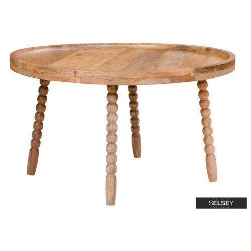 Selsey stolik kawowy loava o średnicy 60 cm