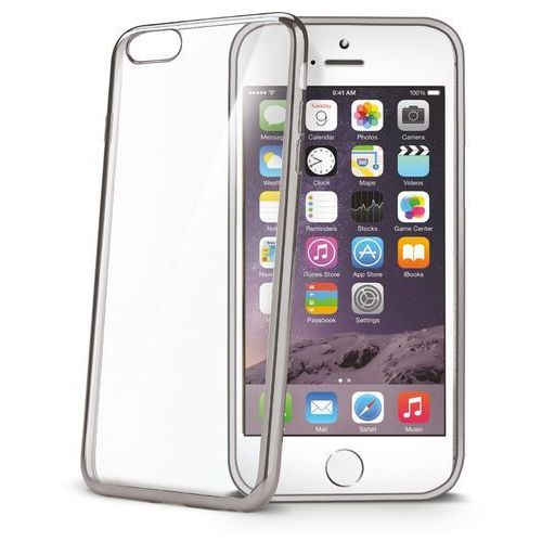 bumper cover bclip6spsv iphone 6/6s - produkt w magazynie - szybka wysyłka! od producenta Celly