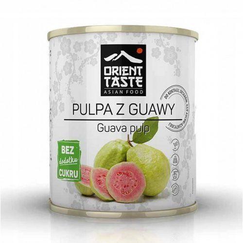 Orient taste Pulpa z guawy bez dodatku cukru 850ml -