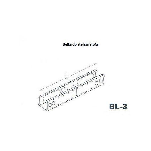 Belka BL-3 do stelaża burka, stołu konf.
