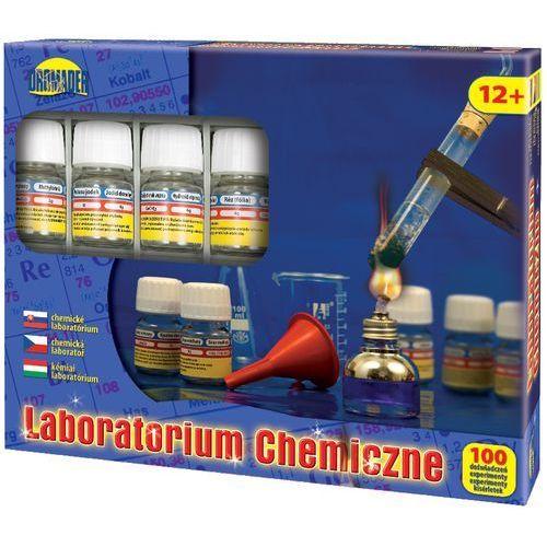 CHEMIK ZESTAW 100 DOŚWIADCZEŃ (5900360005361)