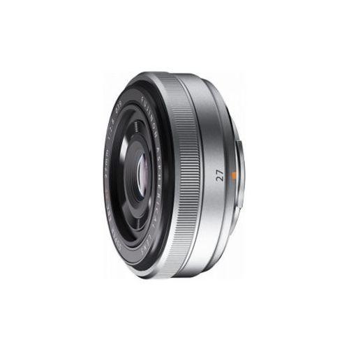 Fujifilm Fujinon xf 27mm f/2,8 (srebrny) - przyjmujemy używany sprzęt w rozliczeniu | raty 20 x 0%
