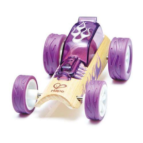 Hape Auto fioletowa wyścigówka