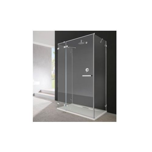 Euphoria KDJ+S Radaway drzwi do kabiny 900x2000 przejrzyste prawe - 383020-01R (5902738025636)
