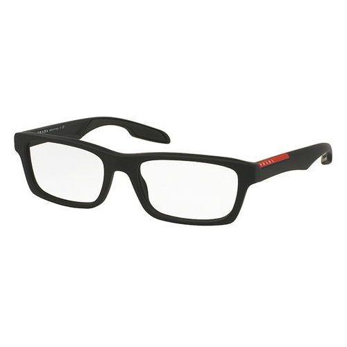 Okulary korekcyjne  ps07cva asian fit dg01o1 marki Prada linea rossa