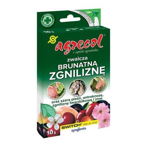 Środek grzybobójczy switch 62,5 wg 5 g zwalcza brunatną zgniliznę marki Agrecol