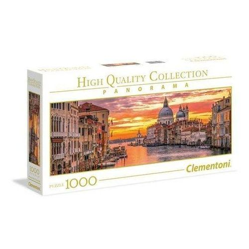 1000 elementów Panorama High Quality The Grand Canal - Venice (8005125394265)
