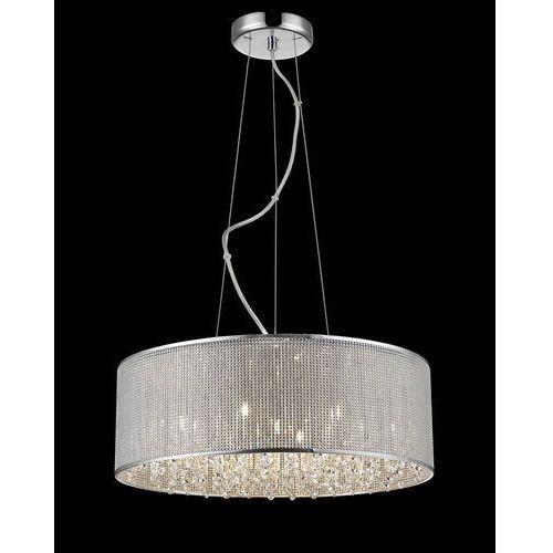 Zumaline lampa wisząca blink srebrny p0173-07w-f4b3