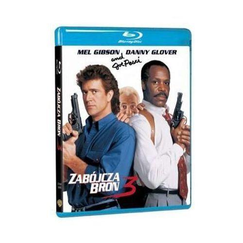 Zabójcza broń 3 (Blu-Ray) - Richard Donner DARMOWA DOSTAWA KIOSK RUCHU (7321999234232) - OKAZJE