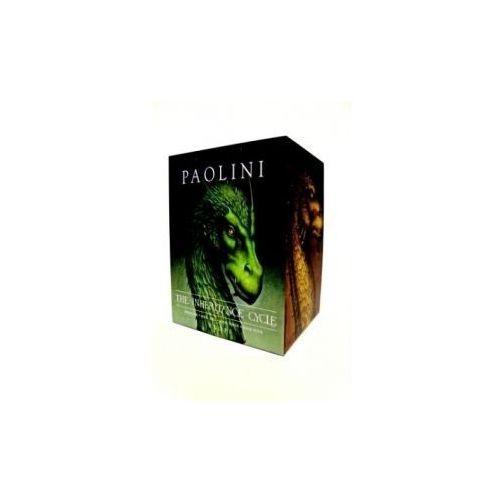 Inheritance Cycle 4-Book Hard Cover Boxed Set (Eragon, Eldes