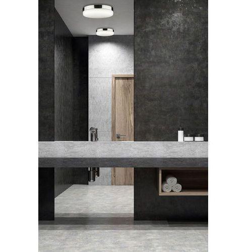 Nowodvorski Plafon kasai 9490 lampa sufitowa 2x40w e27 biały / chrom (5903139949095)