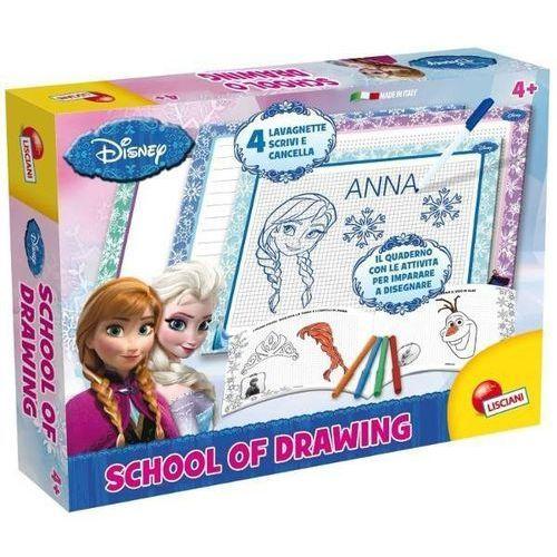 Szkoła rysowania. kraina lodu marki Lisciani