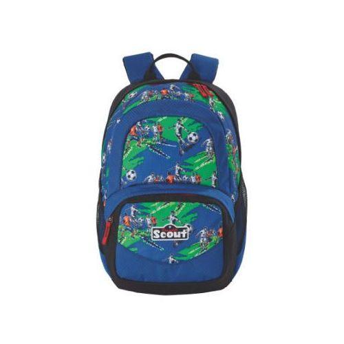 Scout plecak x - drużyna piłkarska