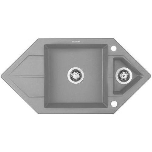 Deante Zlewozmywak hexon zqps653 szary metalik (5908212063941)