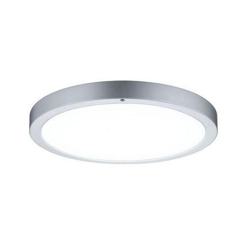 Smooth LED-Panel 360mm 13W 230V chrom mat/biały, 70434