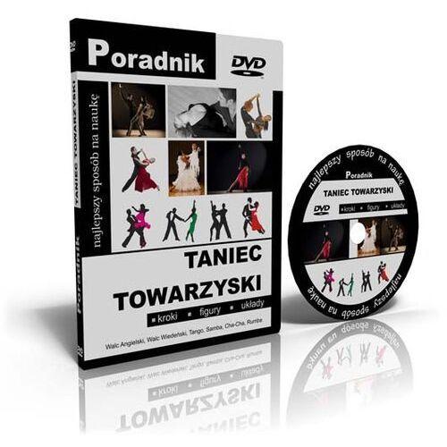 Koga Taniec towarzyski - poradnik dvd (nauka tańca)