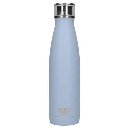 BUILT Perfect Seal Vacuum Insulated Bottle - Stalowy termos próżniowy 0,5 l (Arctic Blue), 10_11027