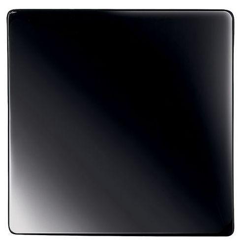 Talerz kwadratowy MOON BLACK - CHEF&SOMMELIER