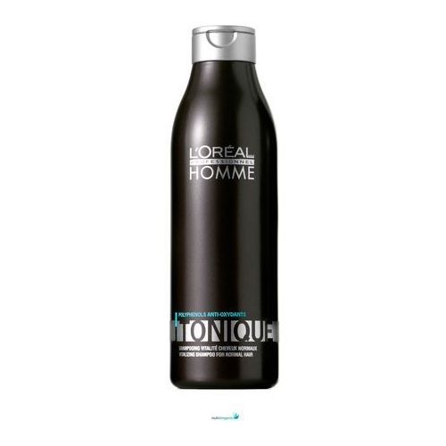 L'Oréal Professionnel Homme Tonique - Revitalising Shampoo For Normal Hair (250ml) (3474630130418)