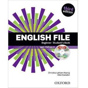 English File: Beginner: Student's Book & iTutor (2015)