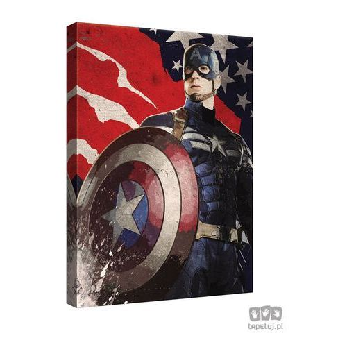 Obraz MARVEL Capitan America: The Winter Soldier PPD342