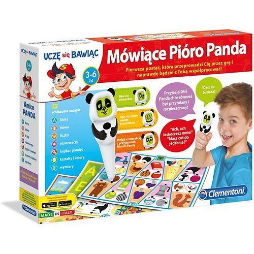 Mówiące Pióro Panda Gra Edukacyjna dla najmłodszych 60443, 128887