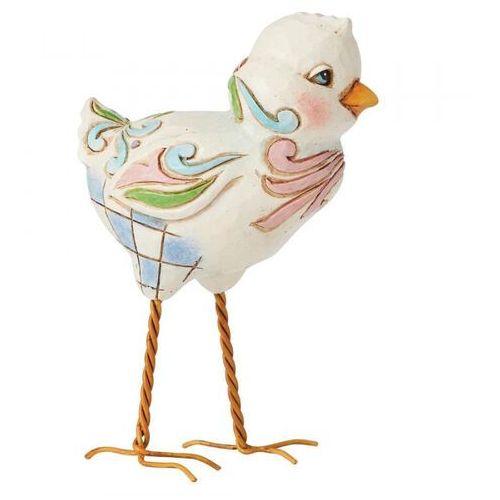 Jim shore Kurczak wielkanocny kurczaczek mini standing chick 6003622 figurka ozdoba świąteczna