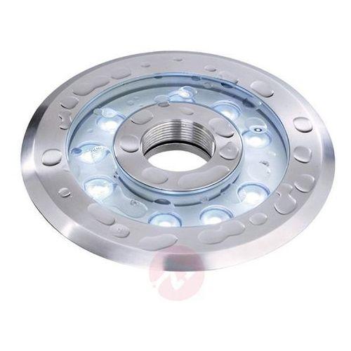 Uniwersalne białe diody LED – lampa podwodna Dot (4042943113900)
