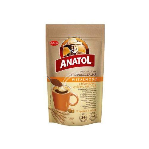 Kawa zbożowa rozpuszczalna witalność marki Delecta