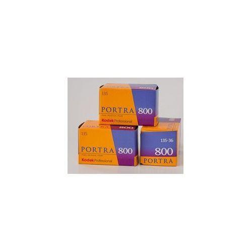KODAK PORTRA 800/36 negatyw kolorowy