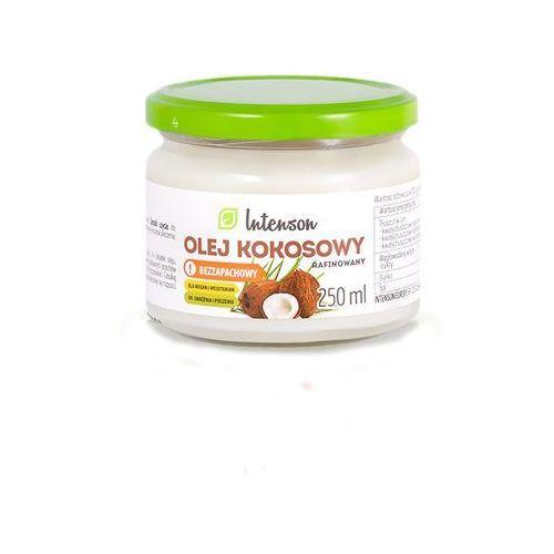 Intenson - Olej Kokosowy Rafinowany - 250ml