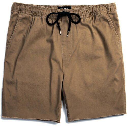 szorty BRIXTON - Madrid Khaki (0603) rozmiar: XL, kolor zielony