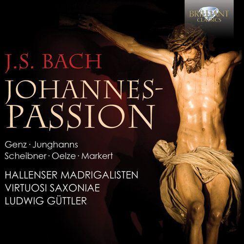 Brilliant classics J.s.bach: johannes passion