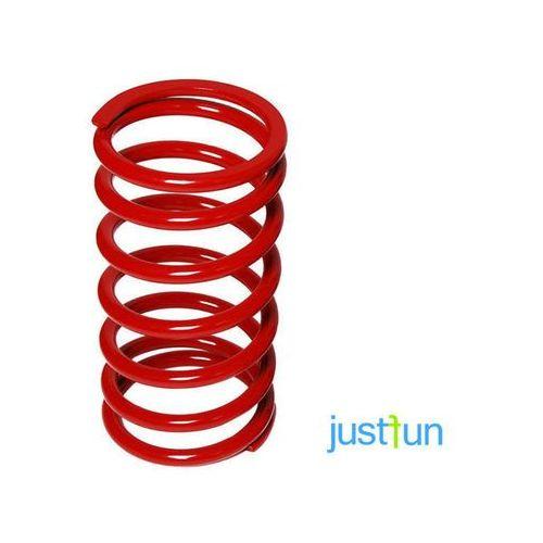 Sprężyna metalowa do bujaka 20 mm - czerwony