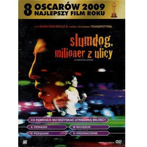 Slumdog. Milioner z ulicy (booklet DVD) (9788365736024). Najniższe ceny, najlepsze promocje w sklepach, opinie.