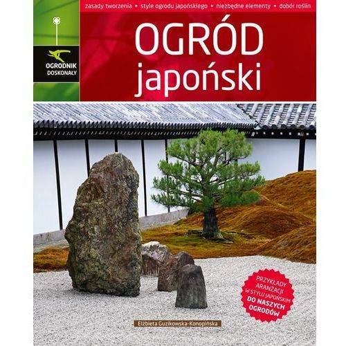 Ogród japoński, oprawa twarda. Tanie oferty ze sklepów i opinie.