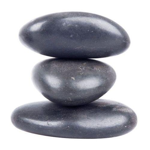 Insportline Kamienie wulkaniczne do masażu river stone 8-10 cm - 3 szt. (8596084011961)