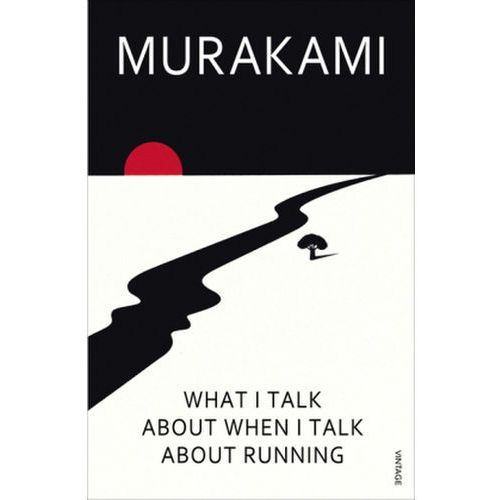 What I Talk About When I Talk About Running, Vintage Books