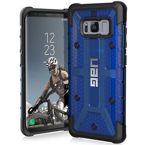Urban armor gear Etui plasma do samsung galaxy s8 plus niebieski