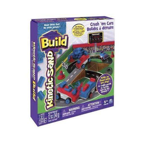 Kinetic sand build samochody 340g spin master marki Spinmaster