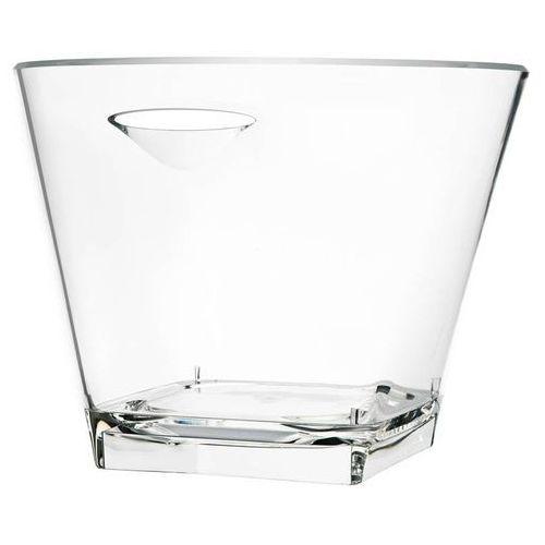 Cooler do wina, szampana akrylowy II | wys. 27cm | ø 34cm