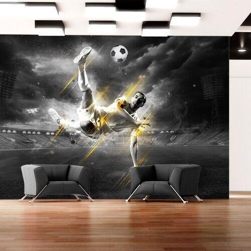 Artgeist Fototapeta - legenda futbolu