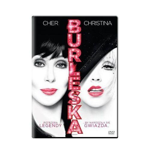 Burleska (DVD) - Steve Antin, Steven Antin - produkt z kategorii- Filmy dokumentalne