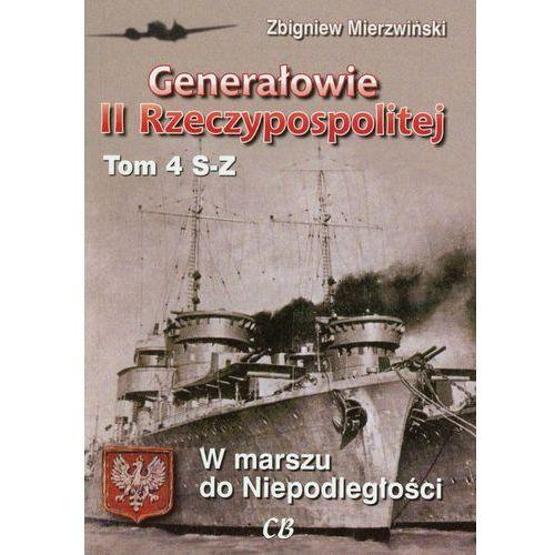 Generałowie II Rzeczypospolitej Tom 4 S-Z, Mierzwiński Zbigniew